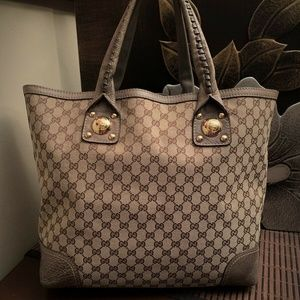 💼 Rare Large Gucci Tote in excellent condition💼